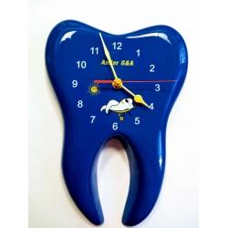 Часовник зъбче тъмно син